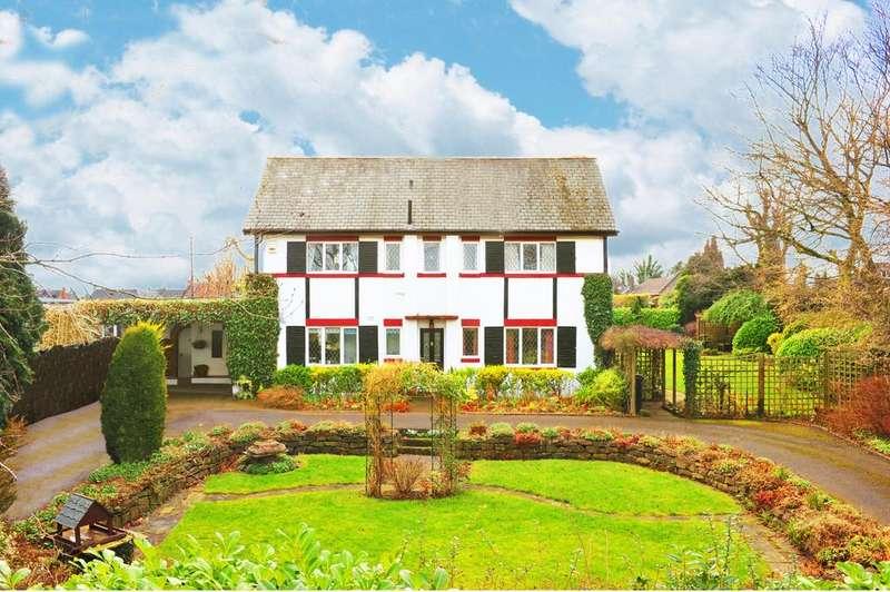 5 Bedrooms Detached House for sale in Aspin Lane, Knaresborough