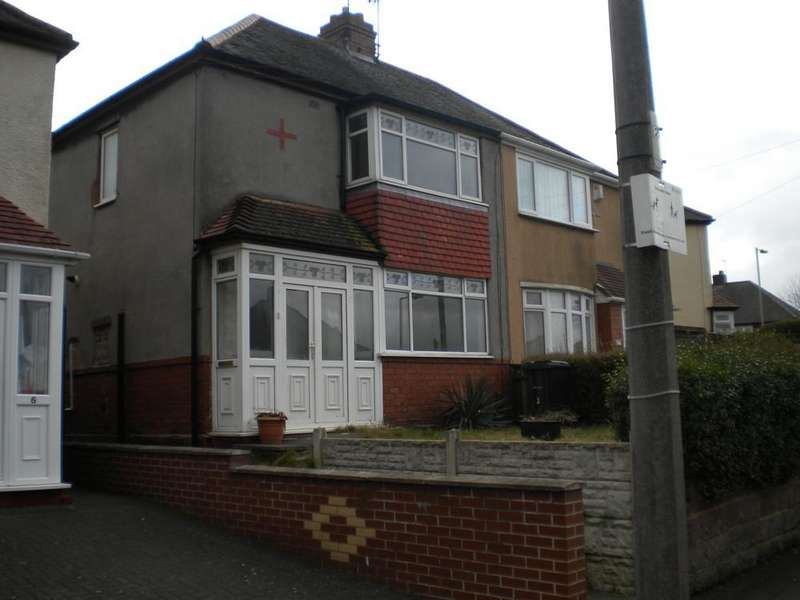 3 Bedrooms Semi Detached House for rent in Jubilee Street, West Bromwich, 3 Bedroom Semi Detached