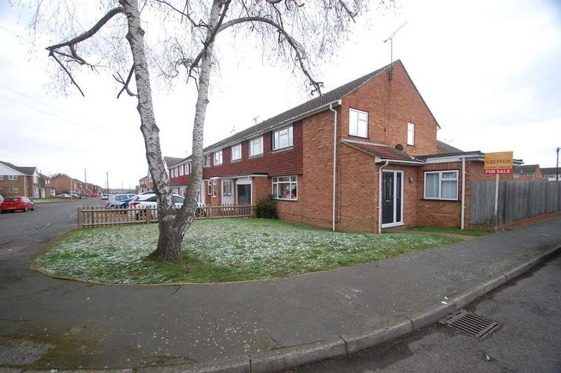 3 Bedrooms End Of Terrace House for sale in Macklands Way, Rainham, Gillingham, ME8