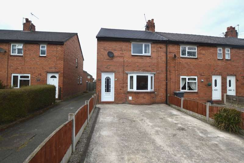 2 Bedrooms Terraced House for rent in Hayhurst Avenue, Middlewich, CW10