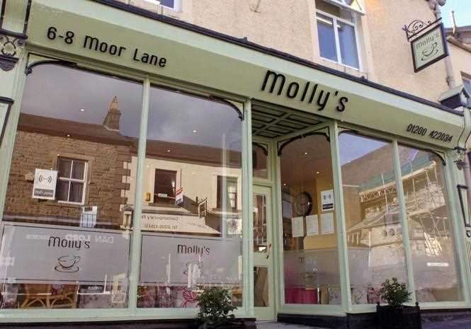 Property for sale in Mollys Cafe, 6-8 Moor Lane, Clitheroe