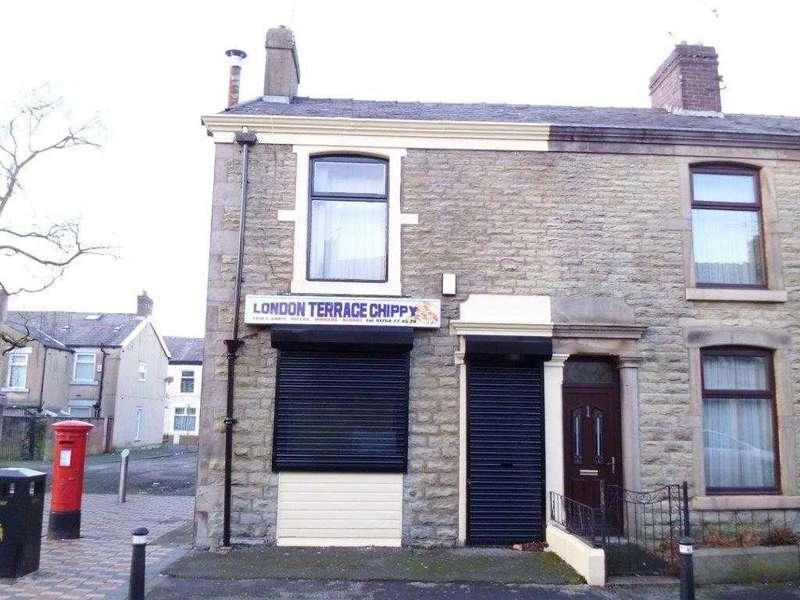 1 Bedroom Commercial Property for sale in London Terrace, Darwen