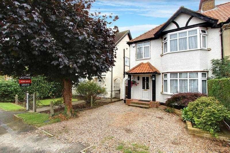 4 Bedrooms Semi Detached House for sale in Denham Way, Denham Village