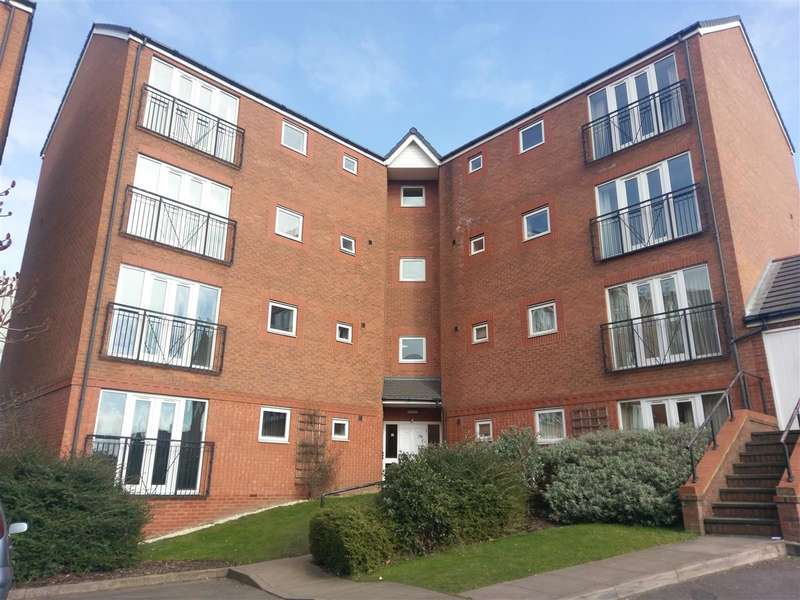 2 Bedrooms Property for rent in Haydock Mews, Terret Close, Walsall, West Midlands,, Walsall