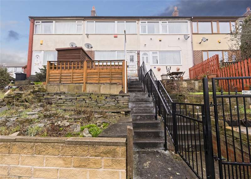 3 Bedrooms Apartment Flat for sale in Somerdale Close, Leeds, West Yorkshire, LS13