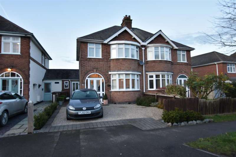 3 Bedrooms Detached House for sale in Melton Road, Barrow Upon Soar, Loughb...