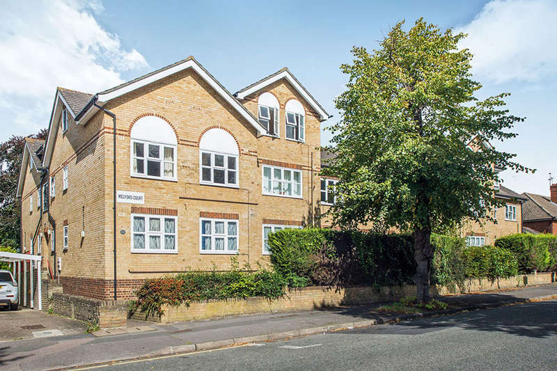 2 Bedrooms Flat for sale in Cavendish Road, Sutton, SM2