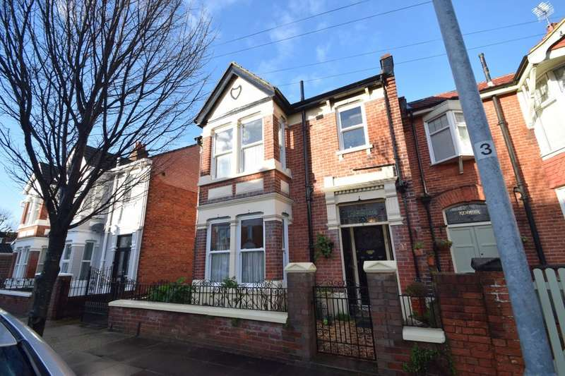 3 Bedrooms Property for sale in Kirby Road, Portsmouth, PO2