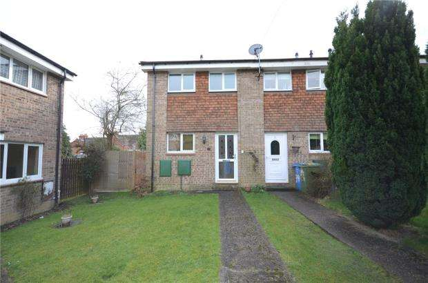 2 Bedrooms End Of Terrace House for sale in St. Josephs Road, Aldershot, Hampshire