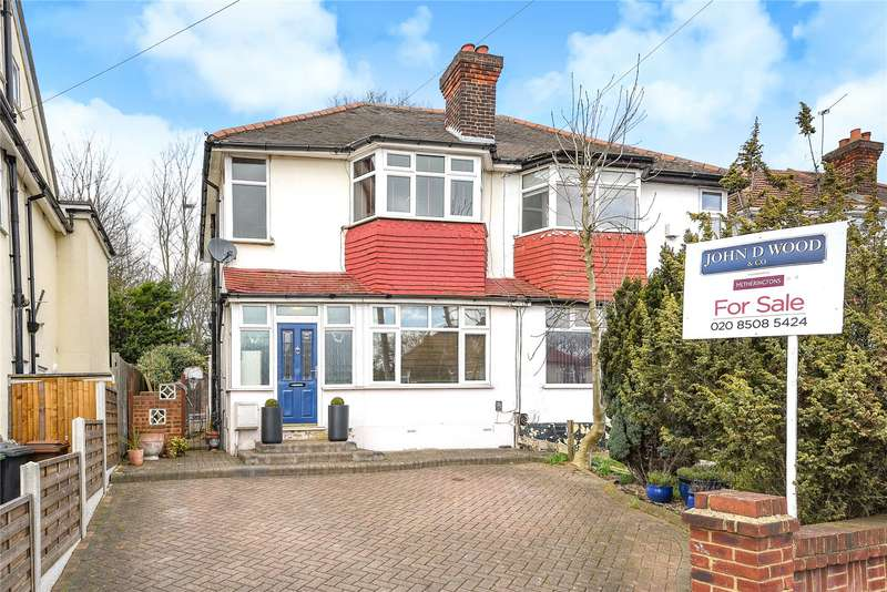 3 Bedrooms Semi Detached House for sale in Harold Road, London, E4