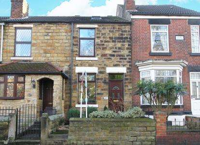 3 Bedrooms Terraced House for sale in Clifton Grove, Rotherham, South Yorkshire