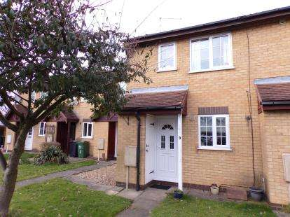 2 Bedrooms Terraced House for sale in Covert Close, Syston, Leicester, Leicestershire