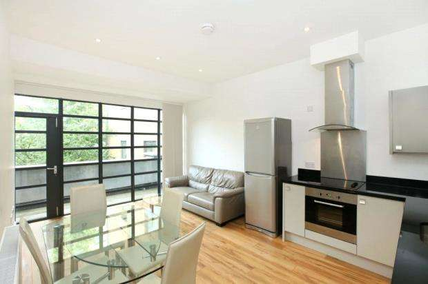 1 Bedroom Flat for sale in George Row, London