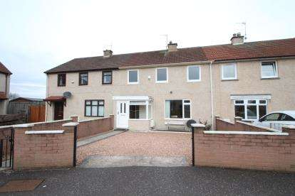 3 Bedrooms Terraced House for sale in Roomlin Gardens, Kirkcaldy