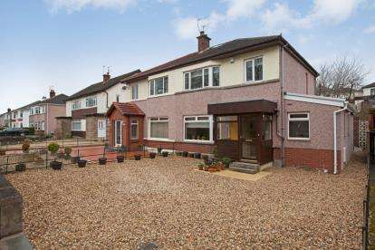 3 Bedrooms Semi Detached House for sale in Golf Drive, Ralston