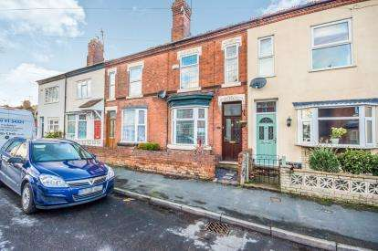 2 Bedrooms Terraced House for sale in Borneo Street, Walsall, West Midlands