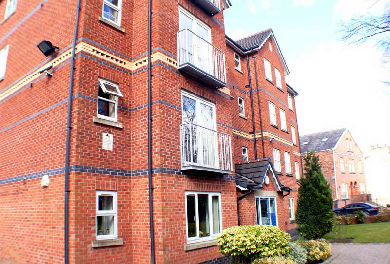 2 Bedrooms Flat for sale in Half Edge Lane, Eccles, Manchester