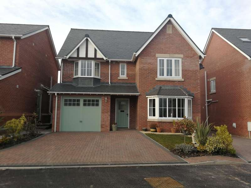 5 Bedrooms Detached House for sale in The Newland House Type, Park View, Barrow-in-Furness, LA13 9AX