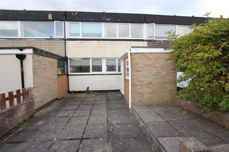 3 Bedrooms Terraced House for rent in Brickhill Drive, Chelmsley Wood