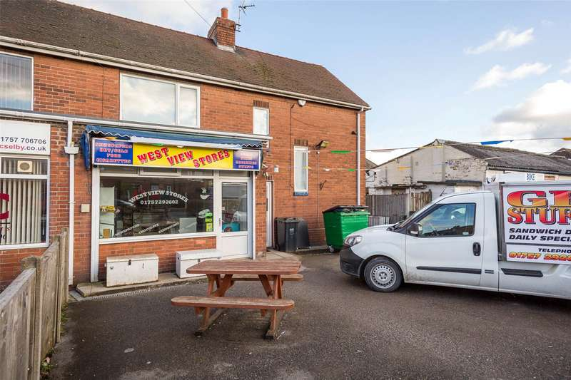1 Bedroom Flat for sale in West View, Barlby Road, Selby, YO8