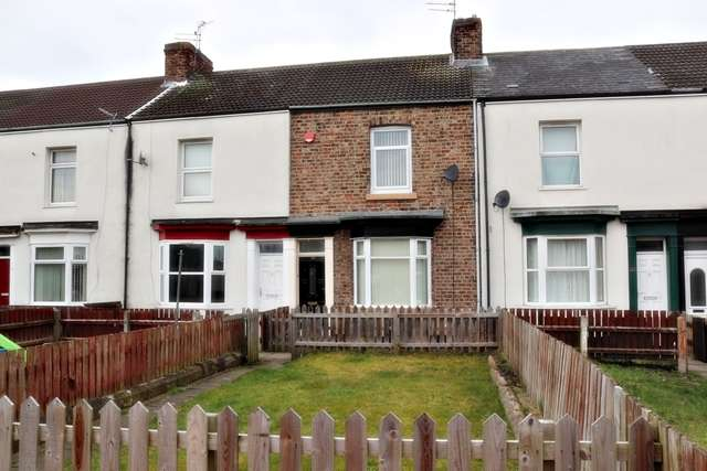 2 Bedrooms Terraced House for sale in Derby Terrace, Thornaby, TS17
