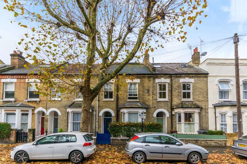 4 Bedrooms House for sale in Elliott Road, Turnham Green, W4