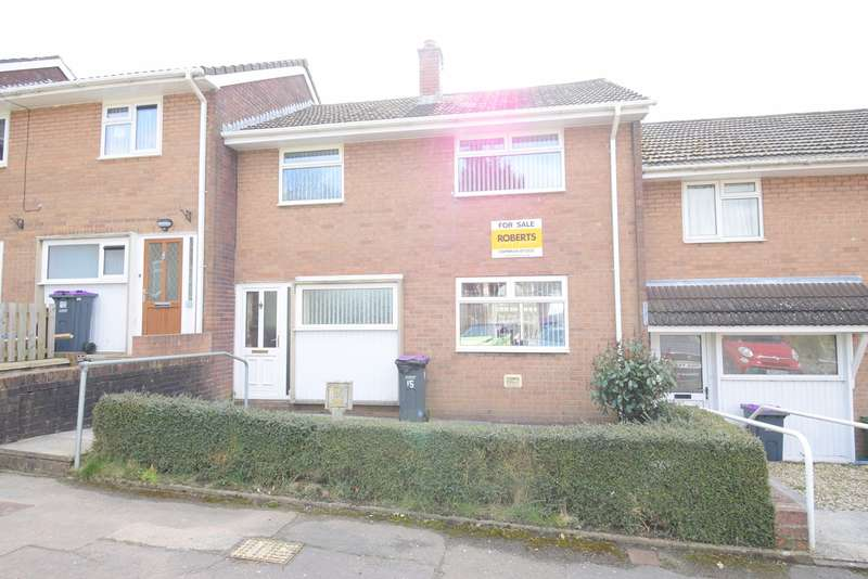 3 Bedrooms Terraced House for sale in Green Court, Croesyceiliog, Cwmbran, NP44