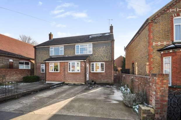 3 Bedrooms Semi Detached House for sale in New Road, Feltham, Middlesex, TW14 8HR