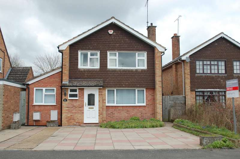 4 Bedrooms Detached House for sale in Newport Drive Alcester