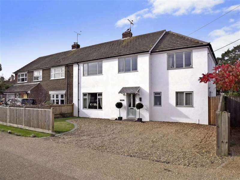 4 Bedrooms Semi Detached House for sale in New Road, , Headcorn, Ashford, Kent
