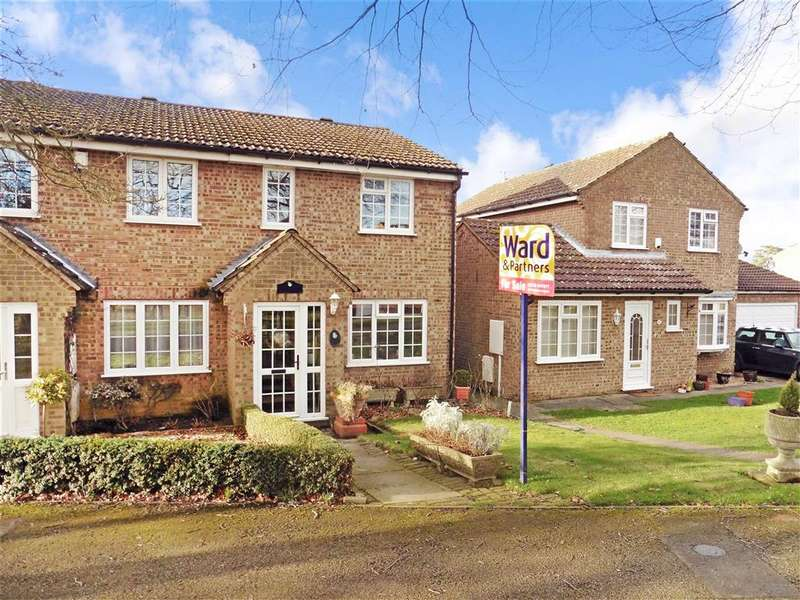 3 Bedrooms End Of Terrace House for sale in Harvest Ridge, , Leybourne, West Malling, Kent