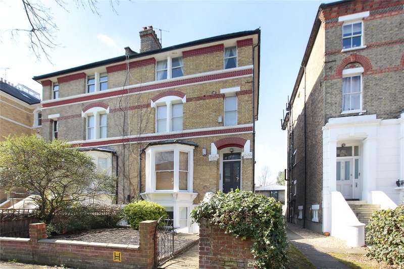 2 Bedrooms Flat for sale in Macaulay Road, London, SW4