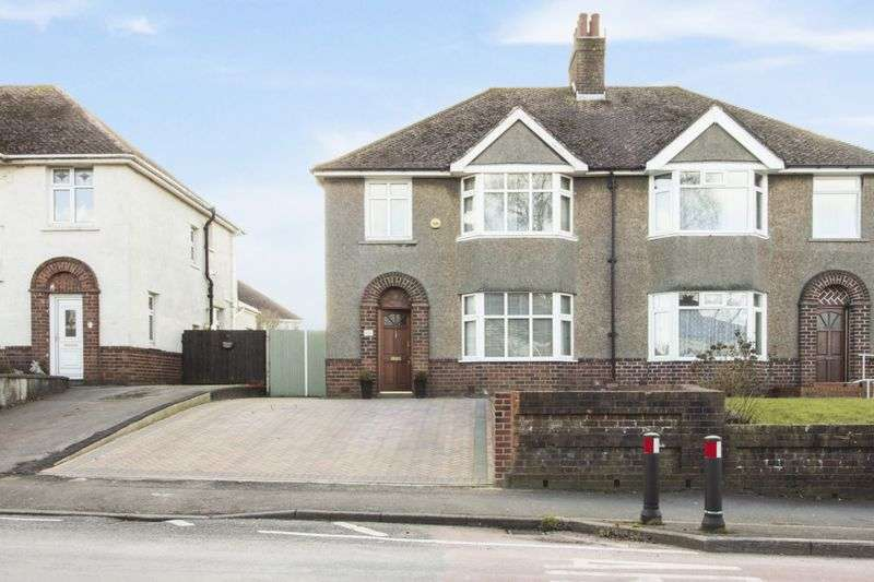 3 Bedrooms Property for sale in Christchurch Road, Newport