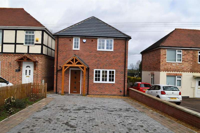 3 Bedrooms Property for sale in The Green, Long Whatton, Loughborough