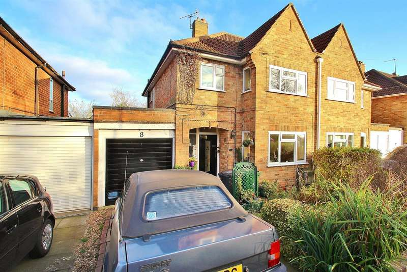 3 Bedrooms Detached House for sale in Heathgate Close, Birstall, Leicester