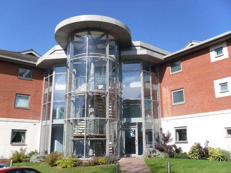 2 Bedrooms Apartment Flat for rent in PINNACLE HOUSE, EVESHAM ROAD, REDDITCH, B97 5HL