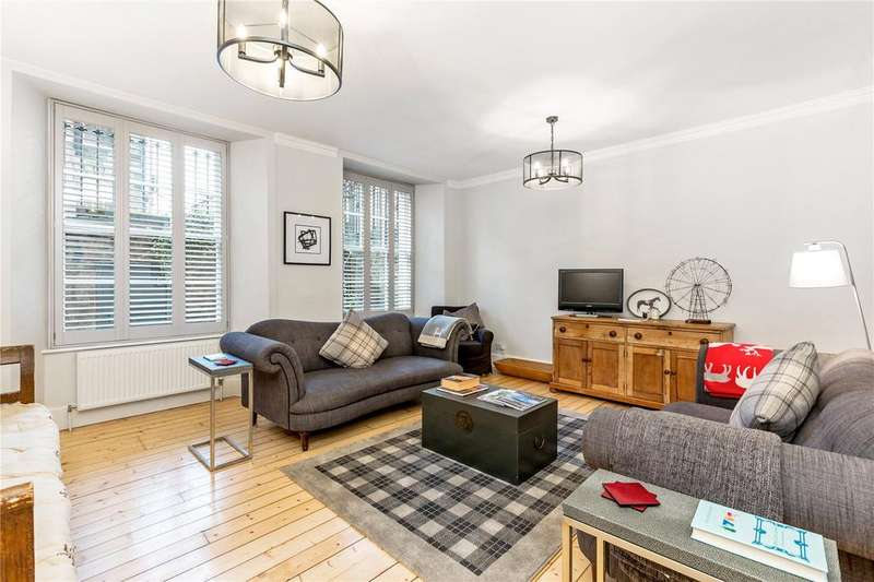 3 Bedrooms Flat for sale in 3A Torphichen Street, West End, Edinburgh, EH3