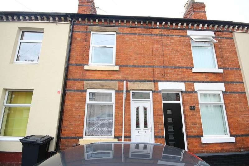 2 Bedrooms Terraced House for sale in Society Place, Derby