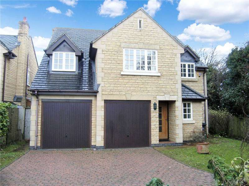 5 Bedrooms Detached House for rent in Mills Close, Broadway, Worcs, WR12