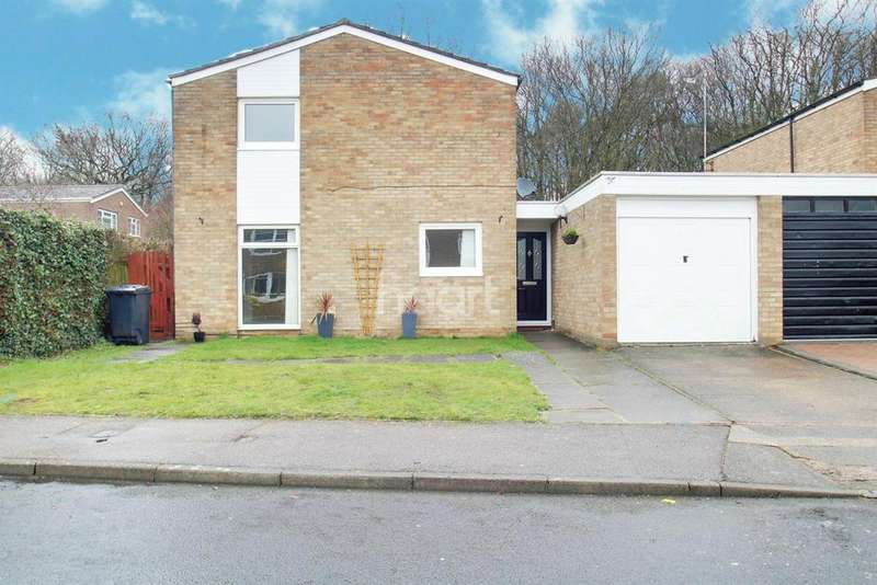 4 Bedrooms Detached House for sale in Lingfield Road, Martinswood, Stevenage