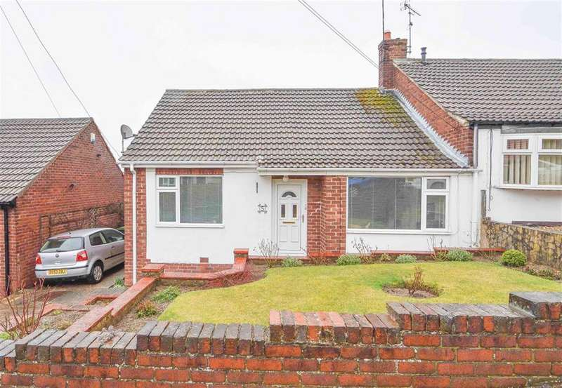2 Bedrooms Semi Detached House for sale in Barley Mill Crescent, Consett, DH8 8JZ