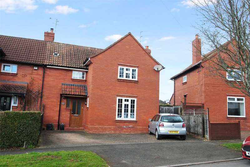 3 Bedrooms Semi Detached House for sale in Addison Grove, Taunton