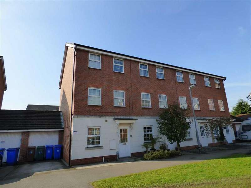 3 Bedrooms Town House for sale in Calthwaite Drive, Brough