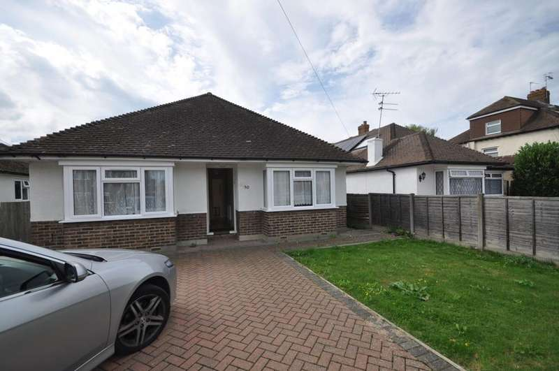 2 Bedrooms Detached House for rent in Fairfield Avenue Horley RH6