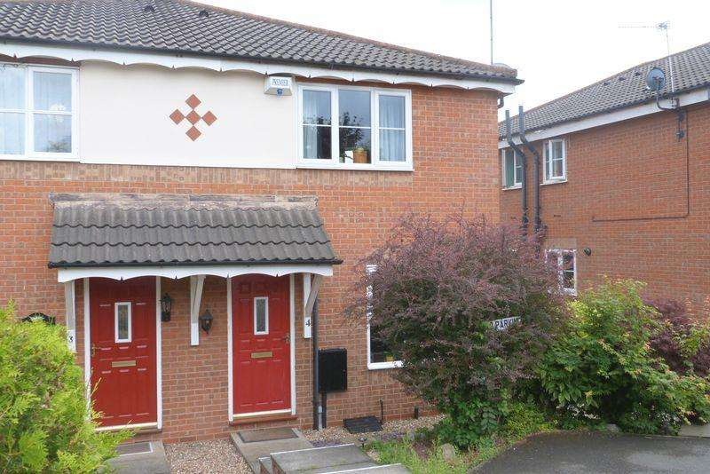 1 Bedroom Semi Detached House for sale in Grimston Close, Leicester