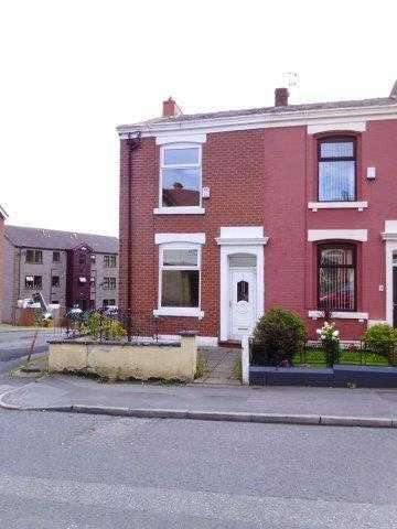2 Bedrooms End Of Terrace House for sale in Kings Bridge Street, Blackburn
