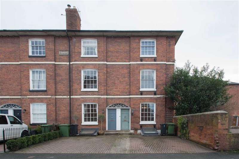 3 Bedrooms End Of Terrace House for sale in Portland Street, Hereford
