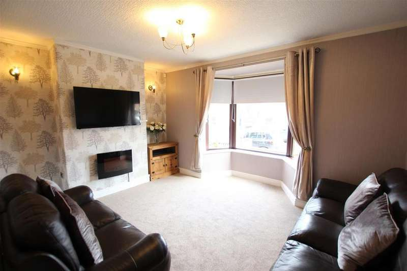2 Bedrooms Semi Detached House for sale in Leyburn Road, Darlington