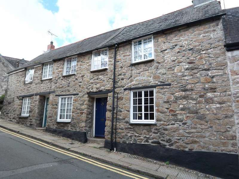 5 Bedrooms Terraced House for sale in St. Gluvias Street, Penryn TR10