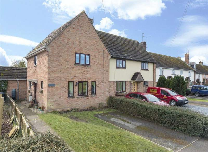 2 Bedrooms House for sale in Broadway Road, Childswickham, Worcestershire, WR12